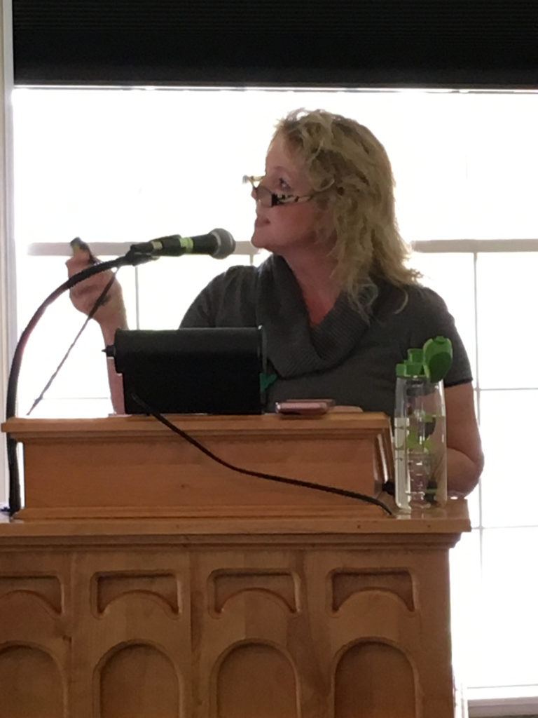 Lecturing at VCFA