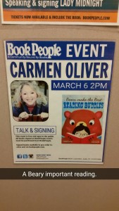 CarmenFlyer_BookPeople_BearsLaunch